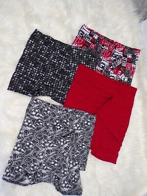 Hanes Boys' Pack of 7 Tagless Boxer Briefs Multi-color Performance Size XL NWOT