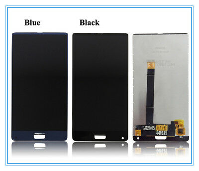 Full LCD Display&Touch Screen Digitizer Assembly For Elephone S8 Replacement 6'