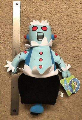 The Jetsons Plush Stuffed Toy Rosie The Robot  NWT