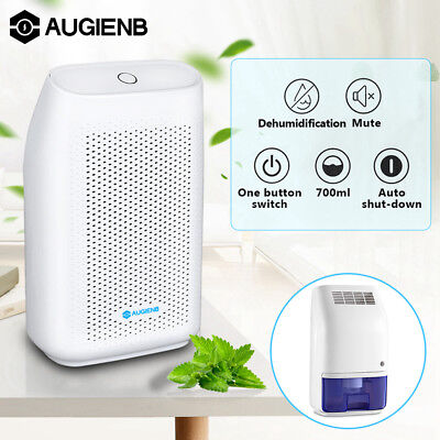 AUGIENB Electric Dehumidifier Air Dryer Moisture Damp Mould Drying Home Room NEW