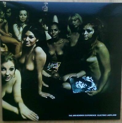 Jimi Hendrix Experience Electric Ladyland  Double New Vinyl Lp Reissue.