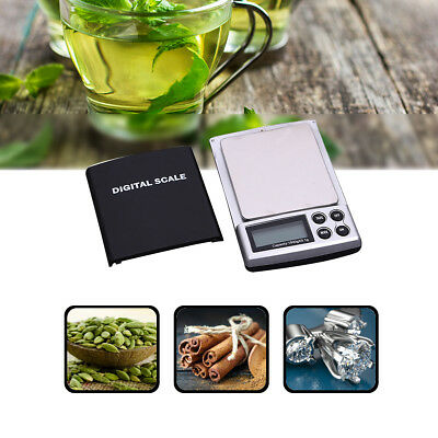 Electronic Pocket Digital LCD Weighing Scales Food Jewellery Kitchen Herbs