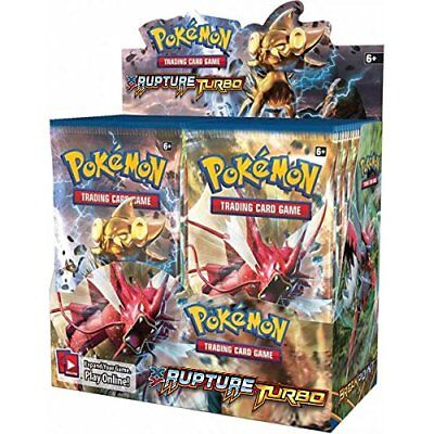 Pokémon - Boîte Display 36 boosters XY9 Rupture Turbo - Français