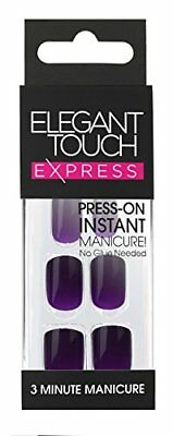 Elegant Touch Express 3 Minute Manicure purple