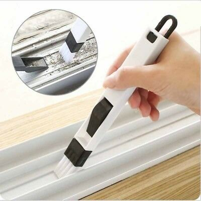 1Pc Easy Handled Cleaning Brush Housework Keyboard Gadget Window Groove Cleaning