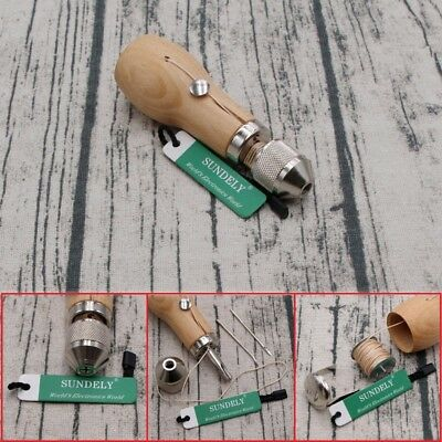 Professional Leather Sail Canvas Heavy Repair Speedy Stitcher Sewing Tool Kit.
