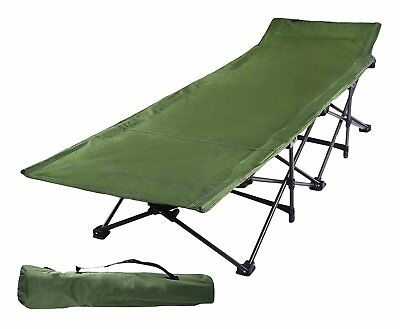 REDCAMP Portable Folding Camping Cots for Adults Free Storage Bag Included Camp