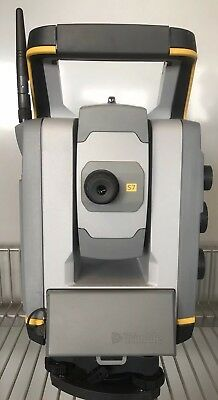 "Trimble S7 1"" robotic 2.4 Ghz with vision. Great condition. Calibrated."
