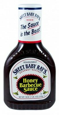 Sweet Baby Rays Honey Barbeque Sauce USA Import 510 g