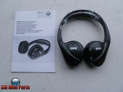 BMW Infrared Headphones 65122160494
