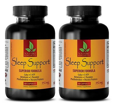 energy supplement for women with fatigue - SLEEP SUPPORT FORMULA 952MG 2B - mela