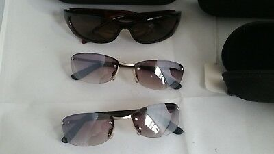 d0d05f10d16 DICKIES SUNGLASSES 90 S 3 PAIR NEW -  50.00