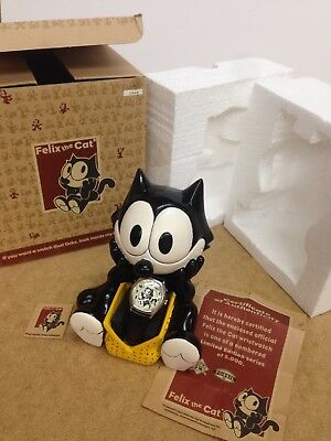FELIX THE CAT WATCHES  Limited Edition Fossil Watch,With Box