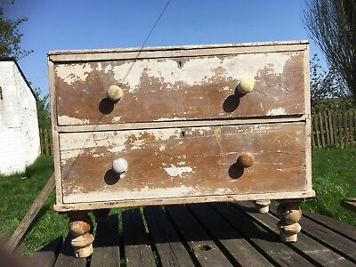 antique Pine  chest of drawers, Old Chest Of Drawers