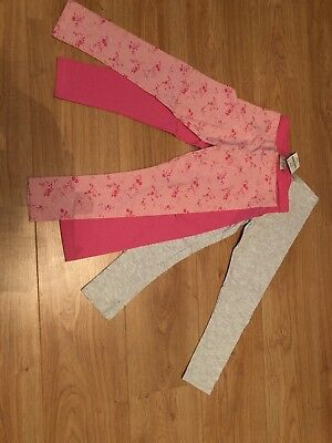 Bnwt - Next -  Girls Summer Legging Bundle Age 8 Years
