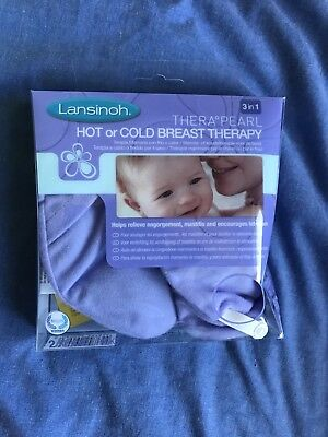 Lansinoh Hot Or Cold Breast Therapy 3 in 1