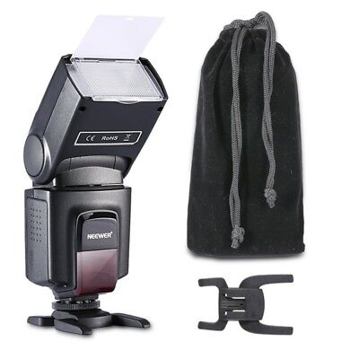 Neewer TT560 Flash Speedlite for Canon, Nikon, Olympus, Panasonic