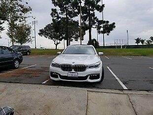 2016 BMW 7-Series 750xi Executive Package Plus Fully Loaded 750xi.  Includes transferable extended Warnt