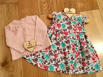 0-3 Months Baby Girls Clothing Multi Listing Outfits Coats Shoes Make a Bundle