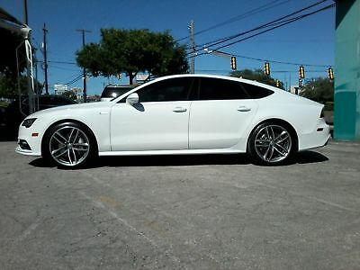 Audi A7 3.0 Prestige Audi plus pkg and more take a look super charged