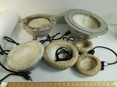 Glas-Col Lot! Flasks, Heating Mantles, Power Cords ~ Read
