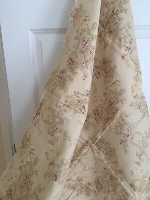 Authentic Rachel Ashwell Shabby Chic (tm) yard of fabric New