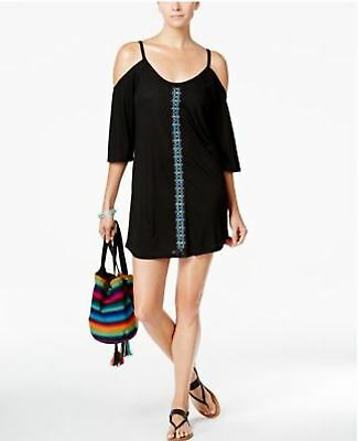 c4462b57571c3 Dotti Beach Cruise Swimsuit Cover-Up Cold Shoulder Dress NWT Small & Extra  Large