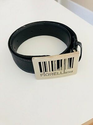 1990s Fiorelli Metal Belt Buckle