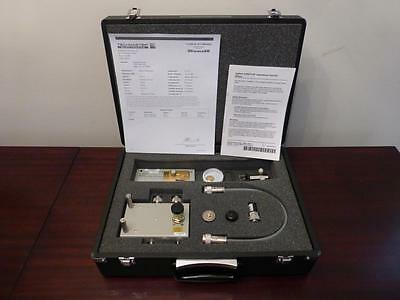 Agilent / HP 43961A RF Impedance Test Kit with Case and Fresh Calibration!
