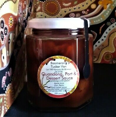 QUANDONG, PORT DESSERT SAUCE, also check out other products available