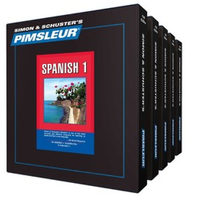 Pimsleur Spanish Level 1, 2, 3 and Plus (Complete Course) Instant Download