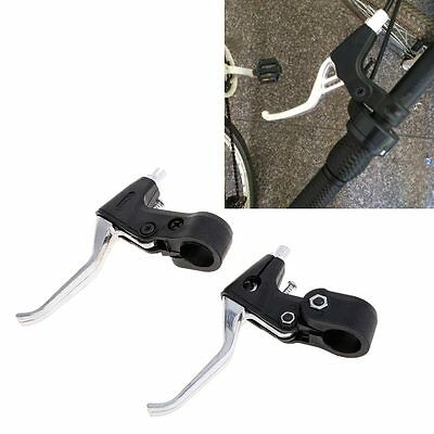 MTB Bicycle Bike Cycling Alloy Hand Brake Levers Handles Set 1 Pair
