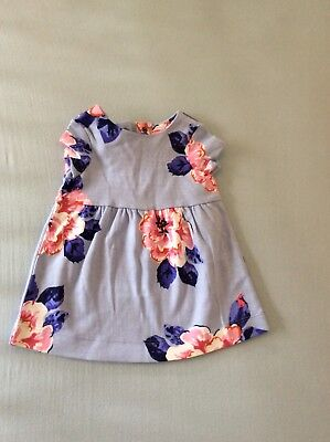 Joules Dress 3-6 Months