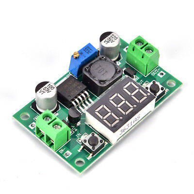 1PCS LM2596 DC-DC buck adjustable step-down Power Supply Converter module ~!