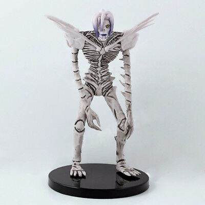 """Death Note Rem PVC Figure With Base Loose Pack 6"""" Anime Birthday Japan Gift 15cm"""