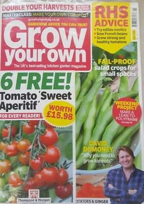 Grow Your Own Magazine May 2018