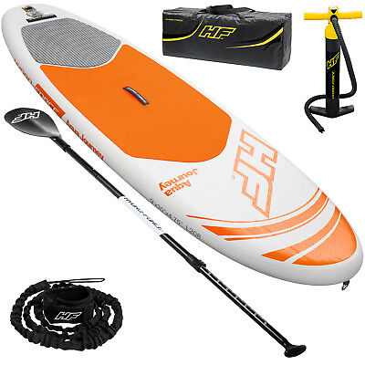 SUP PaddleBoard HYDRO-FORCE™ Stand Up Paddel Surfbrett aufblasbar iSUP Leash
