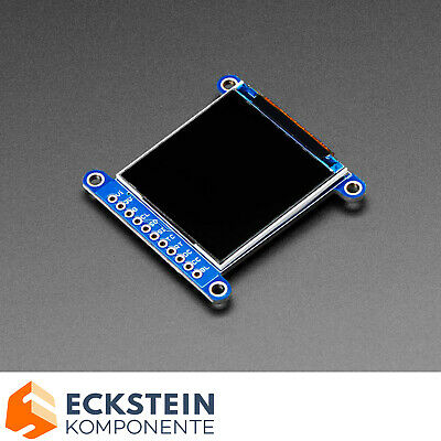 """Adafruit 1.54"""" 240x240 Wide Angle TFT LCD Display with MicroSD - ST7789 AF3787"""
