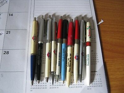 Lot Of Dx Diamond Oil Gas Pens Pencils Advertising Free Shipping