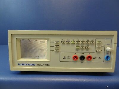 Huntron Tracker 2700  Component Tester / Circuit Analyzer