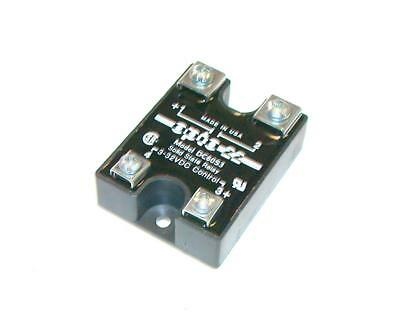 Opto 22  Dc60S3   Solid State Relay 3 Amp  3-32 Vdc Logic