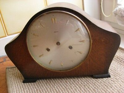 Antique Smith Westminster Chime Mantle clock