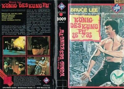 vhs bruce lee k nig des kung fu eur 30 00 picclick fr. Black Bedroom Furniture Sets. Home Design Ideas