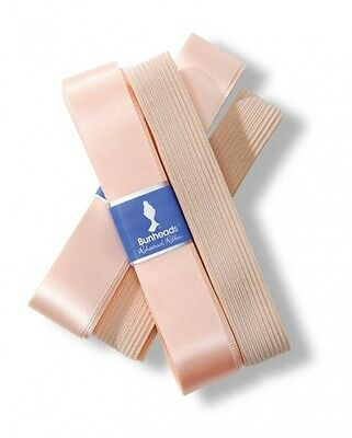 Pointe shoe ribbon and elastic Bunheads Brand! Bloch, Grishko, Russian Pointe!