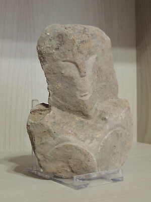 Antique Stone Figure statue ,Mother godess,Warrior,Idol,God,Alien
