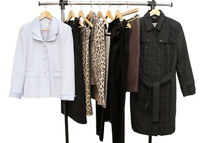 Lot of 9 Pieces Designer Clothing Sz 6 Tory Burch, Badgley Mischka and More