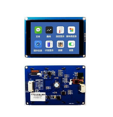 "3.5"" HMI I2C TFT LCD Display Module 480x320 Capacitive Touch Screen for  Arduino"
