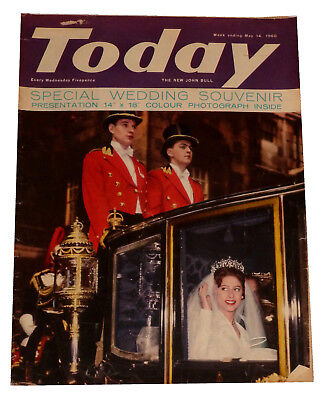 Today Magazine - The New John Bull May 14th 1960
