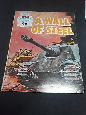 War Picture Library #760 Fleetway Comic Book (1972)