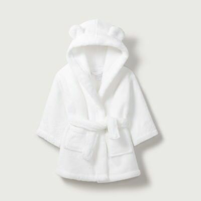 The White Company Hydrocotton Baby Robe With Ears Age 1-11/2 Years DH083 YY 03